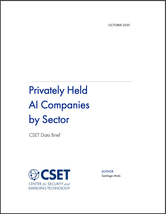 Privately Held AI Companies Cover