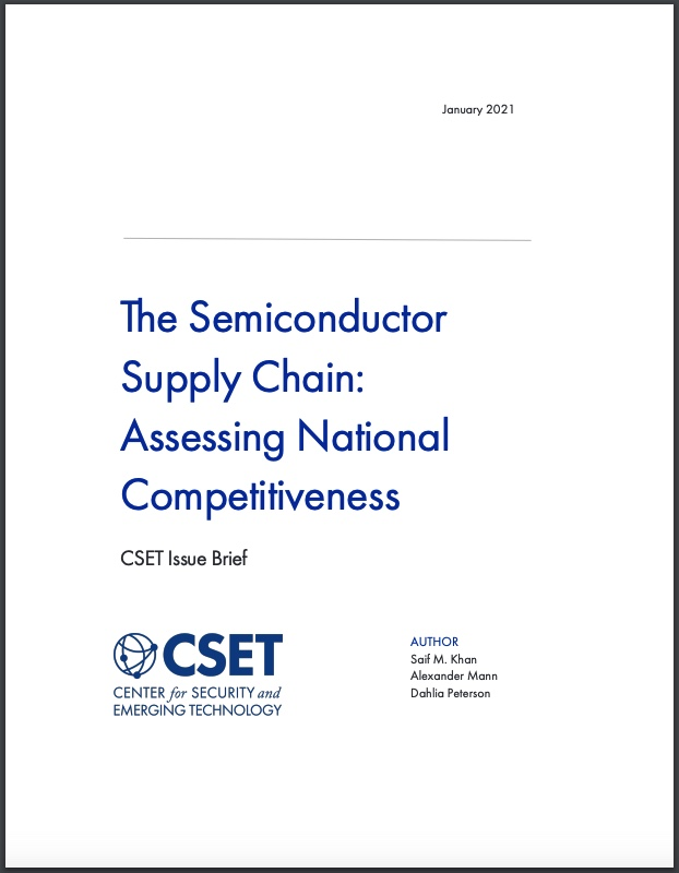 The Semiconductor Supply Chain Cover