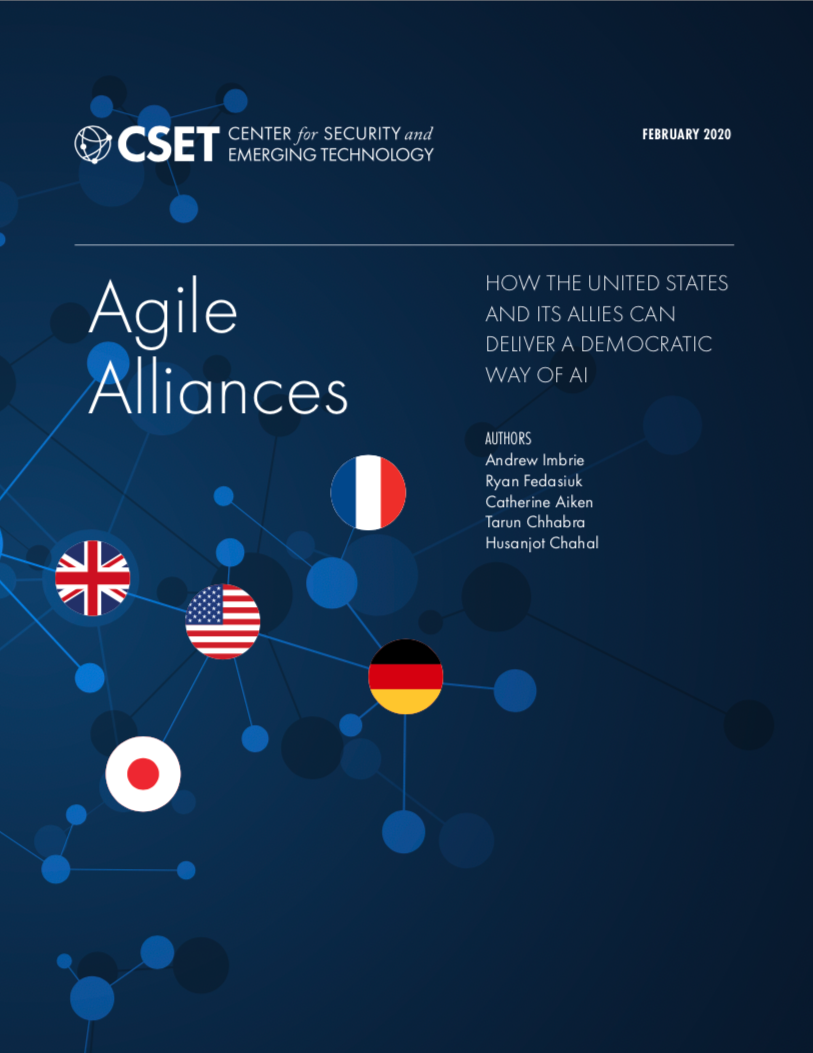 Agile Alliances Report Cover