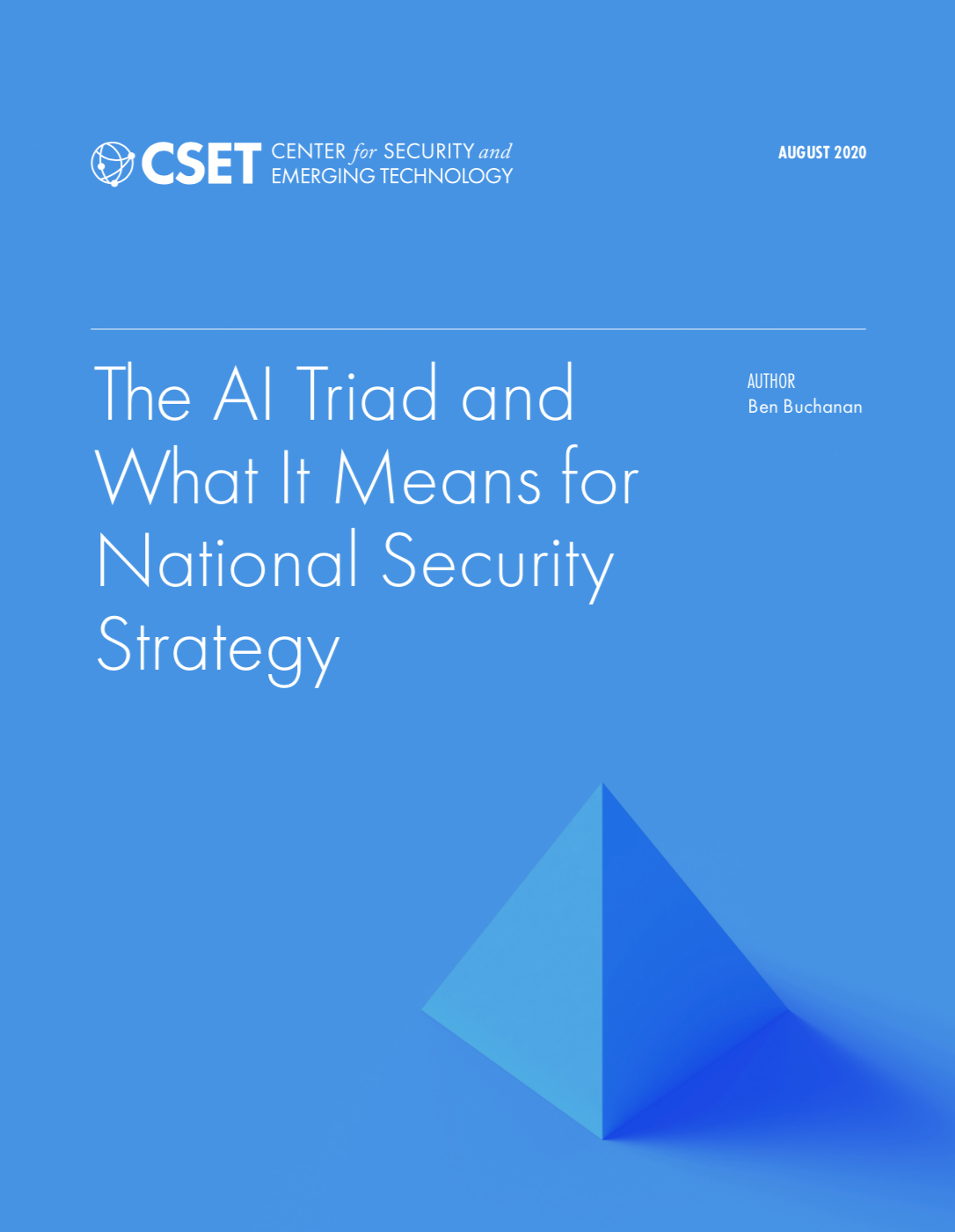 AI Triad Report Cover